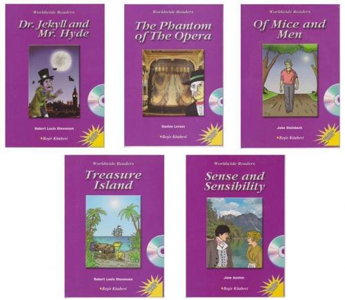 Beşir Yayınları Level 5 İngilizce Hikaye Seti Cd Li Kolektif