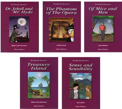 Beşir Yayınları Level 5 İngilizce Hikaye Seti Kolektif