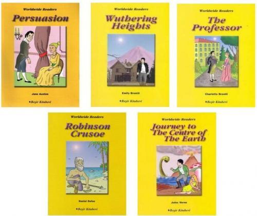 Beşir Yayınları Level 6 İngilizce Hikaye Seti Kolektif