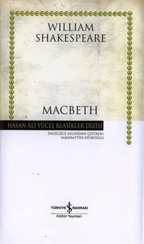Macbeth Hasan Ali Yücel Klasikler