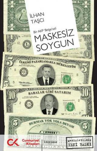 Maskesiz Soygun Bir AKP Belge'seli