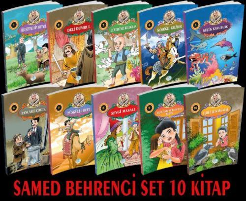 Maviçatı Yayınları Samed Behrengi 10 Kitap Set