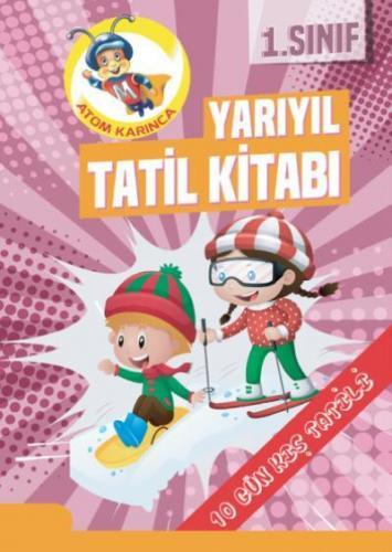 Molekül 1. Sınıf Yarıyıl Tatil Kitabı YENİ Molekül Yayınları Komisyon