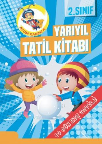Molekül 2. Sınıf Yarıyıl Tatil Kitabı YENİ Molekül Yayınları Komisyon