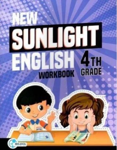 Molekül 4. Sınıf New Sunlight English Workbook Molekül Yayınları Kolek