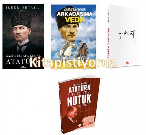 Mustafa Kemal Atatürk Seti ( Nutuk Hediyeli )