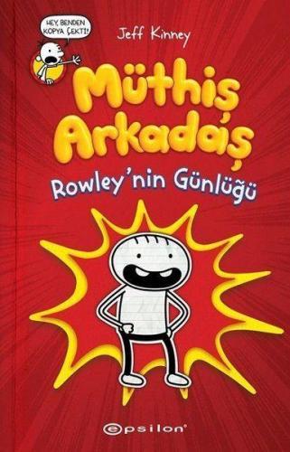 Müthiş Arkadaş Rowleynin Günlüğü