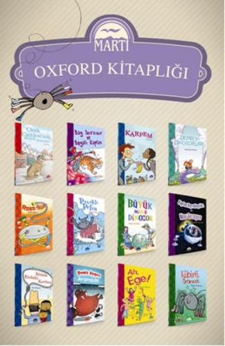 Oxford Kitaplığı Set 1 12 Kitap