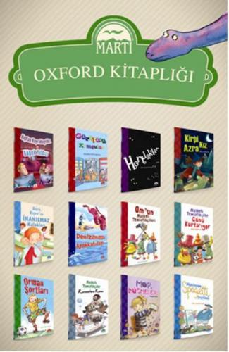 Oxford Kitaplığı Set 2 12 Kitap