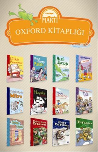Oxford Kitaplığı Set 3 12 Kitap