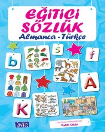 Parıltı Eğitici Sözlük Almanca Türkçe