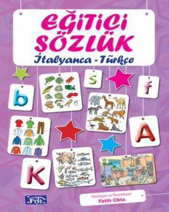 Parıltı Eğitici Sözlük İtalyanca Türkçe