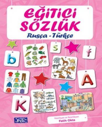 Parıltı Eğitici Sözlük Rusça Türkçe