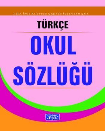 Parıltı Türkçe Okul Sözlüğü Karton K.