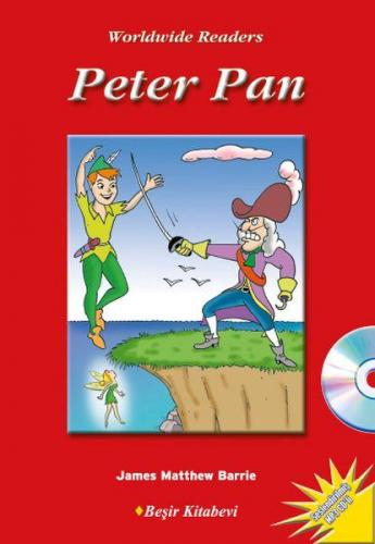 Peter Pan Level 2 CD'li James Matthew Barrie