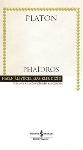 Phaidros Hasan Ali Yücel Klasikler