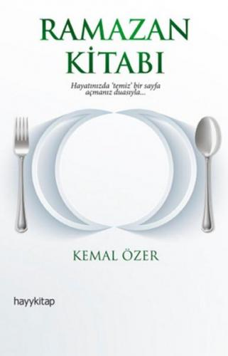 Ramazan Kitabı Kemal Özer