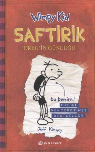 Saftirik Greg'in Günlüğü 01 Ciltli
