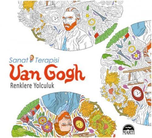 Sanat Terapisi Van Gogh Renklere Yolculuk