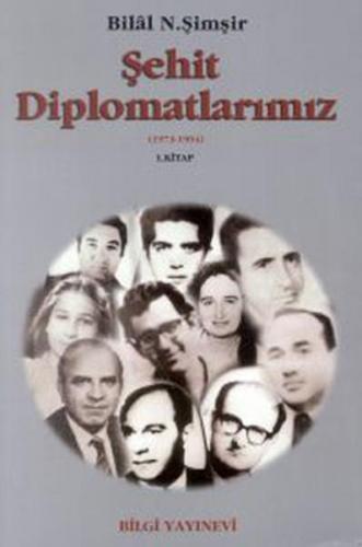 Şehit Diplomatlarımız 1973 1994 2 Kitap Takım