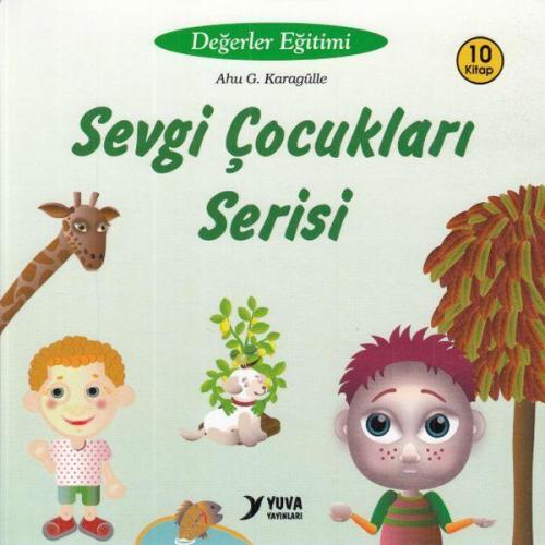 Sevgi Çocukları Serisi 10 Kitap Takım Kolektif