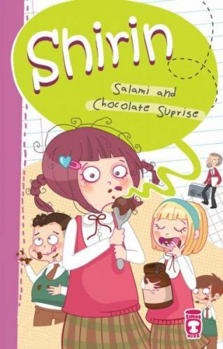 Shirin Salami And Chocolate Suprise