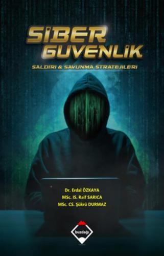 Siber Güvenlik Saldırı ve Savunma Stratejileri Renkli Baskı Büyük Boy