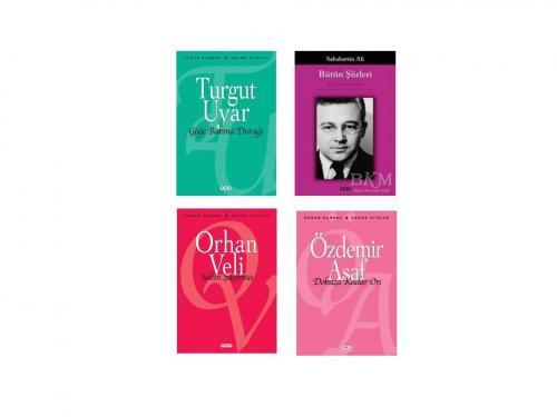 En Çok Okunan Şiir Kitapları 4 Kitap Turgut Uyar