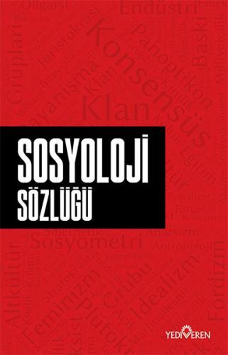 Sosyoloji Sözlüğü