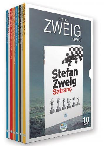 Stefan Zweig Seti 10 KitapTakım