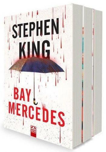 Stephen King Seti 3 Kitap Bay Mercedes