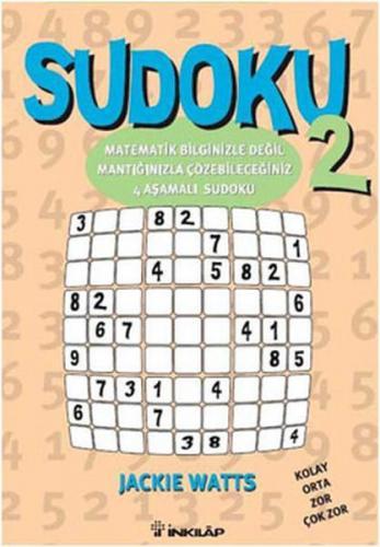 Sudoku 2 Jackie Watts