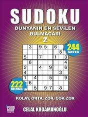 Sudoku Dünyanın En Sevilen Bulmacası 2 Celal Kodamanoğlu