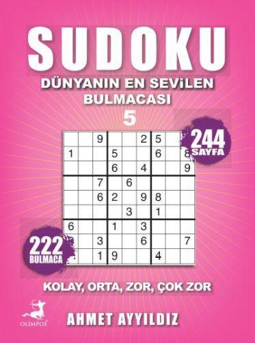 Sudoku Dünyanın En Sevilen Bulmacası 5