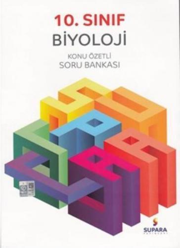 Supara 10. Sınıf Biyoloji Konu Özetli Soru Bankası YENİ