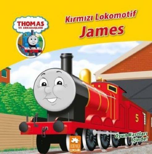 Thomas ve Arkadaşları Kırmızı Lokomotif James