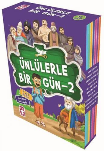 Ünlülerle Bir Gün 2 (10 Kitap) - Mustafa Orakçı