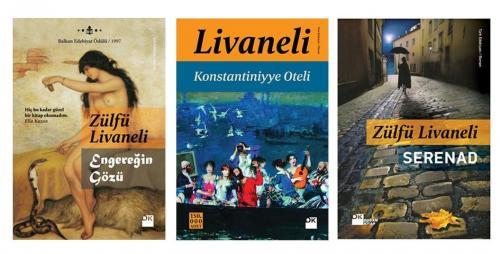 Ergeneğin Gözü - Serenad - Konstantiniyye Oteli Seti Zülfü Livaneli