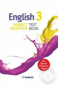 3.Sınıf English Test Book 2020