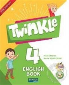 4.Sınıf English Book Twinkle 2020