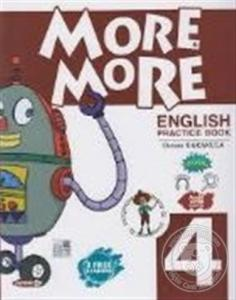 4.Sınıf More And More Practice Book 2020