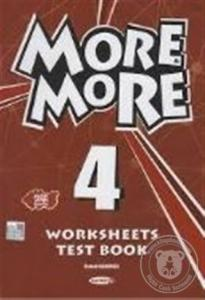 4.Sınıf More and More Worksheets Testbook 2020