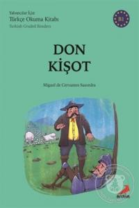 Don Kişot (B1 Türkish Graded Readers)