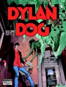 Dylan Dog Mini Dev Albüm 11 Asalak