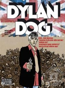 Dylan Dog Mini Dev Albüm 12