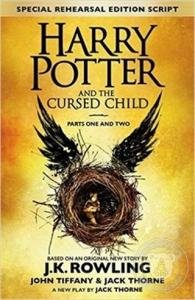 Harry Potter and the Cursed Child - Parts 1 and 2 (Ciltli)
