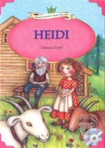 Heidi + MP3 CD (YLCR-Level 3)