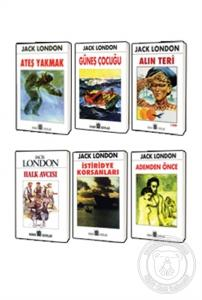 Jack London Klasikleri 6 Kitap Set 3