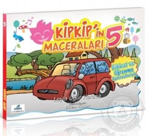 Kipkip'in Maceraları 5