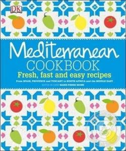 Mediterranean Cookbook (Ciltli)